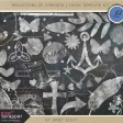 Reflections of Strength - Chalk Template Bundle