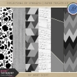 Reflections of Strength - Paper Template Kit