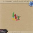 Strawberry Fields - Washi Tape Kit