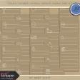 Toolbox Calendar 2 - Monthly Doodled Journal Card Kit