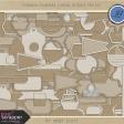 Toolbox Calendar 2 - Metal Doodle Tag Kit