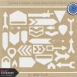 Toolbox Calendar 2 - Arrow Doodle Shape Mask Kit