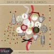 Days of December Elements Kit