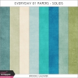 Everyday 01 Papers - Solids