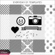 Everyday 01 Templates Kit