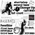 Baseball Brushes/PNGs Kit