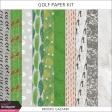 Golf Paper Kit