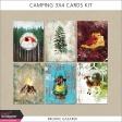 Camping 3x4 Cards Kit