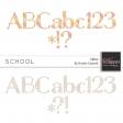 School Alphas Kit