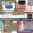 Touch of Sparkle Christmas Elements Kit