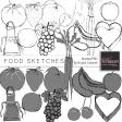 Food Sketches Kit