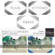 Photo Corners Template Kit