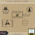 Classic Christmas - Stamps