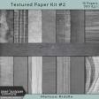 Textured Paper Kit #2