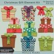 Christmas Gift Element Kit