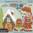 Christmas Gingerbread Mini Kit
