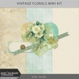 Vintage Florals Mini Kit
