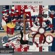 Robbie's Rockin Red Kit