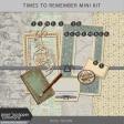 Times To Remember - Mini Kit