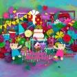 Birthday Wishes Embellishments
