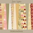 Sew Loved - Pattern Papers