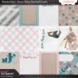 Winter Fun - Snow Baby Journal Cards