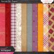 Harvest Pie - Papers