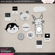 Baby Shower Element Templates No 3