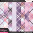 Sweets and Treats - Plaid Papers