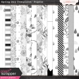 Spring Day Templates - Papers