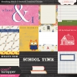Heading Back 2 School - Journal Cards