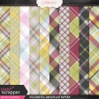Delightful Days Plaid Papers