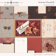 Autumn Bramble Journal Cards