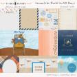 Around the World {In 80 Days} Journal Cards