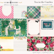 Tea in the Garden Journal Cards