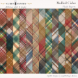 Mulled Cider Plaid Papers