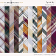 Apricity Plaid Papers