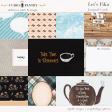 Let's Fika Journal Cards