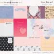 True Friend Journal Cards