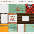 Camp Out : Lakeside Journal Cards