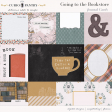 Going to the Bookstore Journal Cards