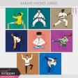 Karate Pocket Cards Kit