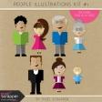 People Illustrations Kit #1