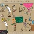 People Illustrations Kit #2