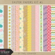 Easter Papers Kit #2