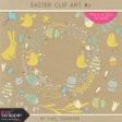 Easter Clip Art Kit #2
