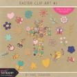 Easter Clip Art Kit #7