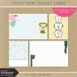 Tooth Fairy Pocket Cards Kit