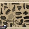 Watercolor Brush Kit #3