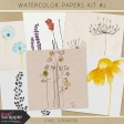Watercolor Papers Kit #2